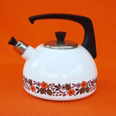 Enamelled Stove Top Kettle