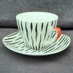 Midwinter Zambesi cup and saucer