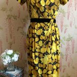 1960s SUSAN SMALL DRESS
