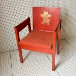 An Official Prince of Wales Investiture Chair 1969