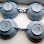 4 Grindley Soup Coupe Bowls