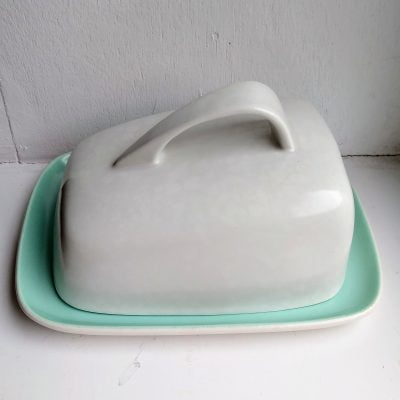 Poole Pottery butter / cheese dish