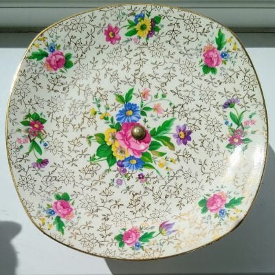 Midwinter Cake Stand