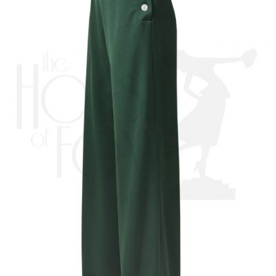 1940s Swing Trousers – Racing Green