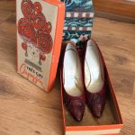 1960s ARPEGGIO SHOES IN ORIGINAL BOX