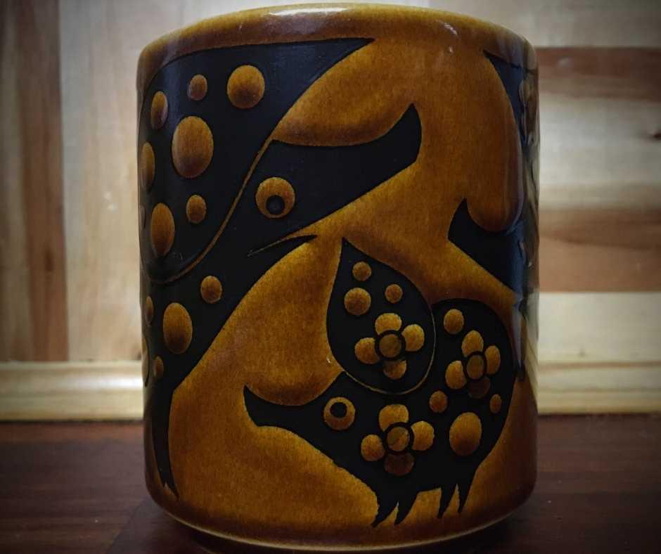 Clappison Hornsea Mug - Pigs