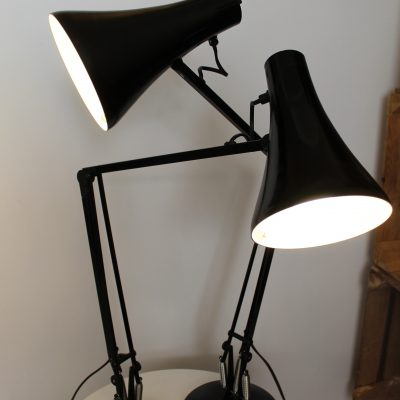 1960s Black Angle Poise Lamps