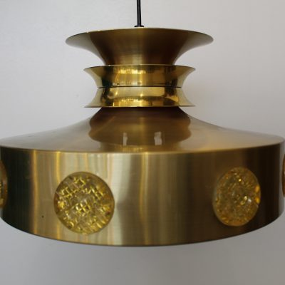 1960s Danish Ceiling Lampshade