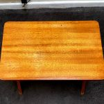 NEST OF THREE 1950/60's BENGT RUDA TABLES