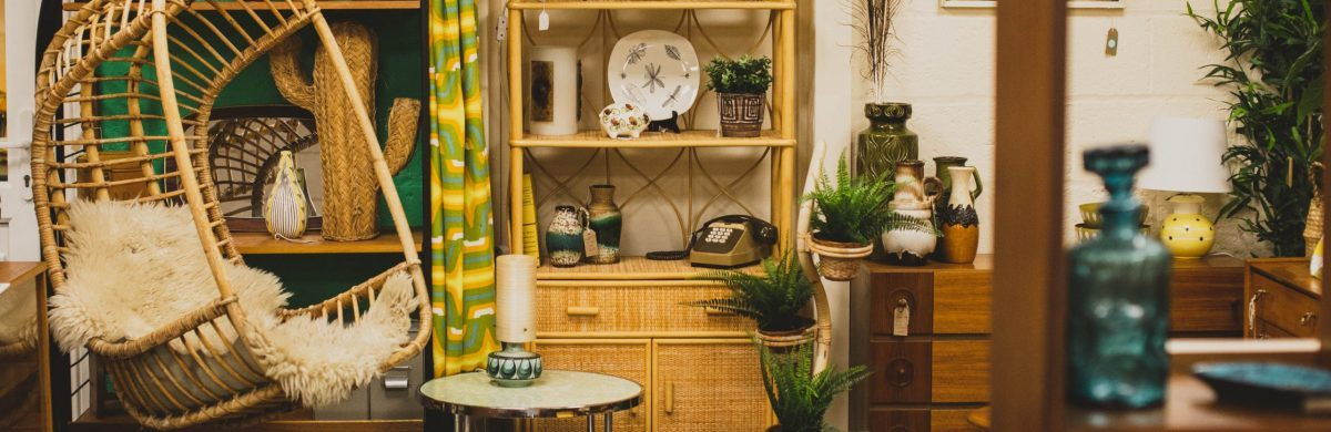 Discover Vintage Interiors