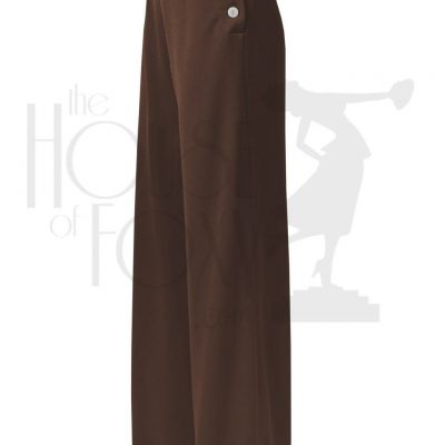 1940s Swing Trousers – Brown