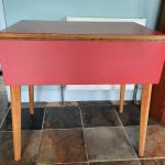 Formica Kitchen Table and 4 Chairs