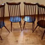 4 x Ercol Goldsmith Dining Chairs