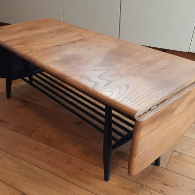 Ercol Drop Leaf Coffee Table style no 456
