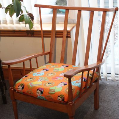 1970s Accent Chair