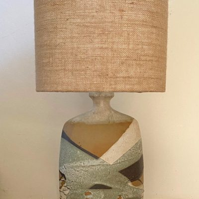 Large Tremaen Lamp Base 1970's, by Peter Ellery