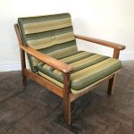 Beautiful Mid-Century Armchair