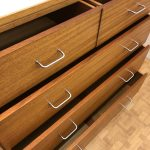 Remploy Teak Chest of Drawers 1970s