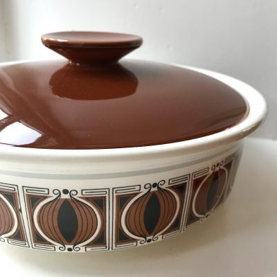 Crown Devon Casserole dish