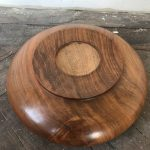 Beautiful wooden bowl