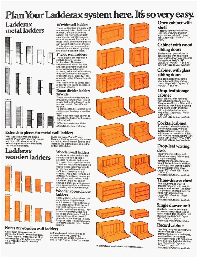 Ladderax Product Catalogue