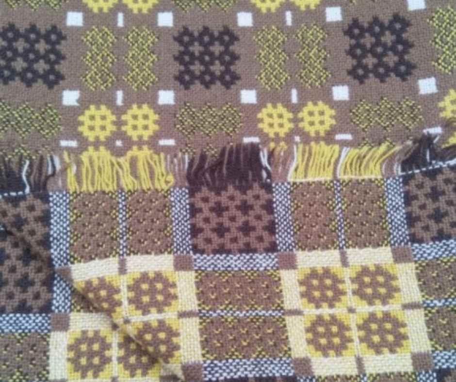 Welsh Wool Blanket
