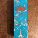 1950s 4711 EAU DE COLOGNE AND HAND CREAM BOXED UNUSED