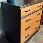 Vintage G Plan, E Gomme Chest of Drawers/ Bureau
