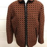 Welsh Wool Tapestry Jacket 1960s