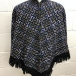Welsh Wool Tapestry Cape