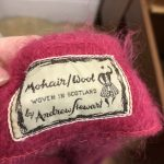 Mohair 1960s Bright Pink Jacket