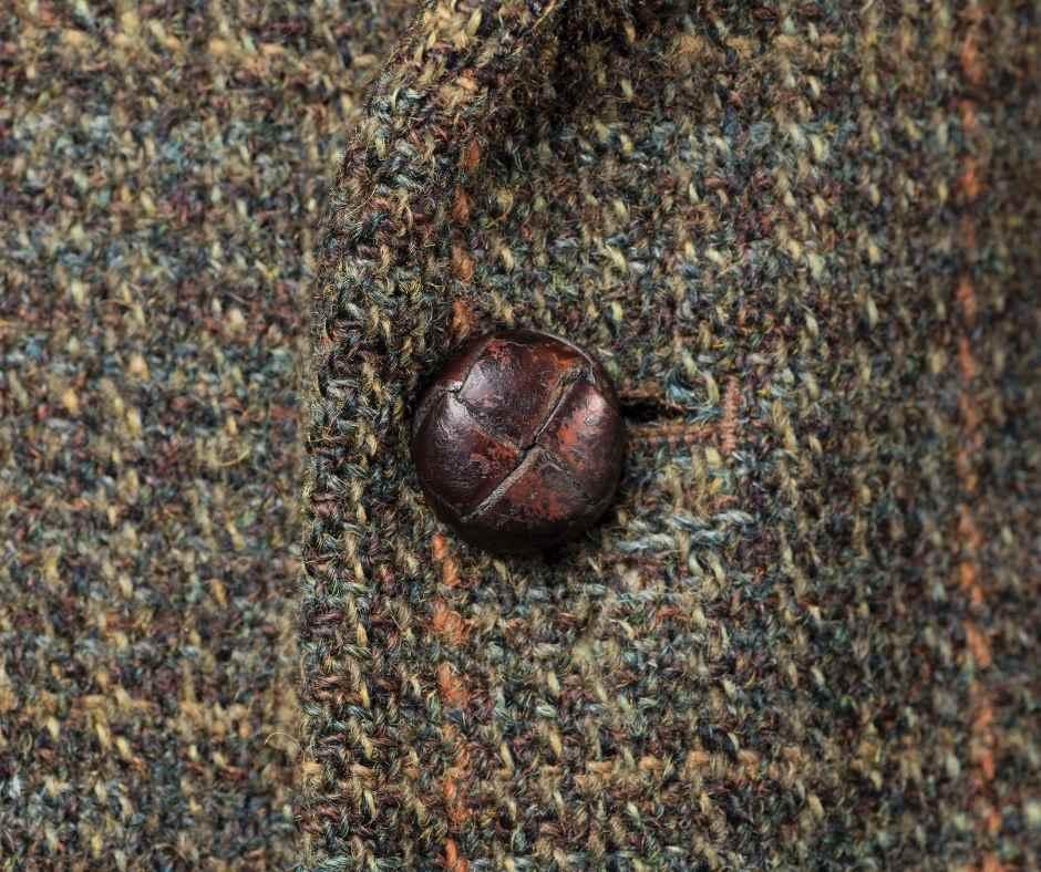 Vintage Harris Tweed Jacket