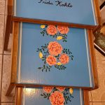 Frida Kahlo Trio Tables