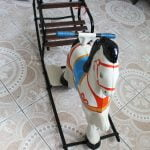 Triang Childs Rocking Horse