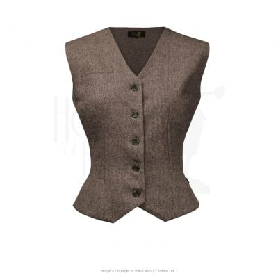 ladieswaistcoat_brown2