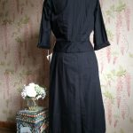 1950s DEADSTOCK LIGHTWEIGHT COTTON 2 PIECE