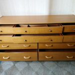 Vintage G Plan E Gomme Brandon Oak Credenza Sideboard Chest of Drawers