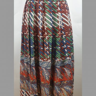 1970s Liberty of London print Skirt
