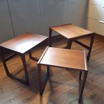 G Plan Quadrille Nest of Tables