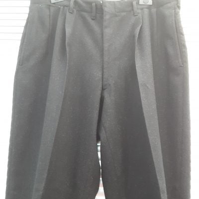 1950s Gents Wool Trousers, Pegs, Mid Century, Original Vintage