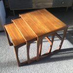 Mid century G-Plan Nest Of Tables