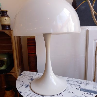 Mid Century Mushroom Table Light