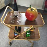 1960s Bar Cart / Trolley