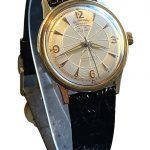 1960's Continental Geneva Gents Automatic Dress Watch
