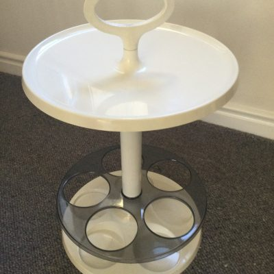 1960s Bottle Stand / Table
