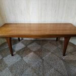 Vintage Gordon Russell ? Danish Teak Long John Low Coffee Table