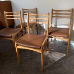 4 x Mid Century Dining Chairs