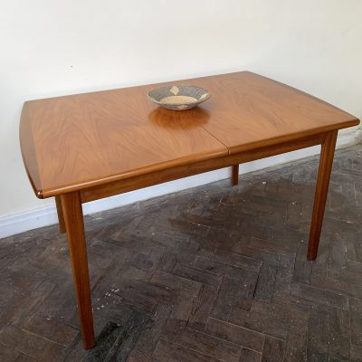 Beautiful Extending 1970s Dining Table