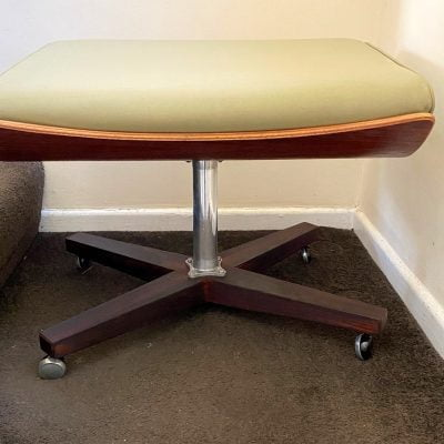 Gplan Original Vintage 62 Footstool/Ottoman Model 6251