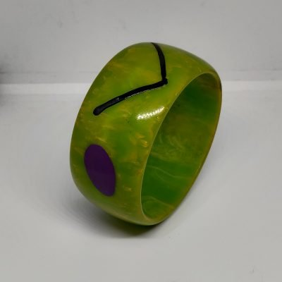 Art Deco Bakelite Bangle. 1930s